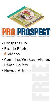 Bleechr Pro Prospect Athlete